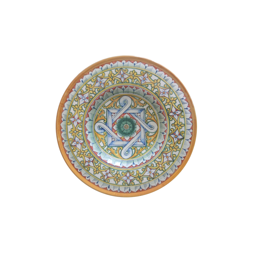 Ancient Sicily Plate